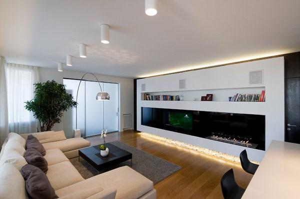Antique apartment designs 2012