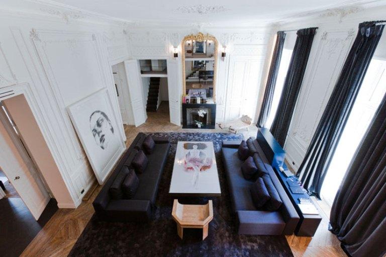 Antique apartment designs decor