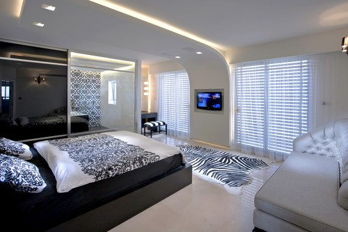 Bedroom false ceilings decor