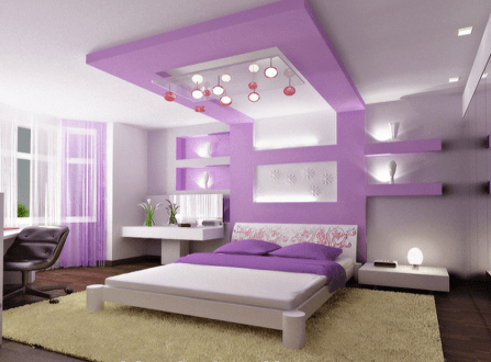 Bedroom false ceilings ideas