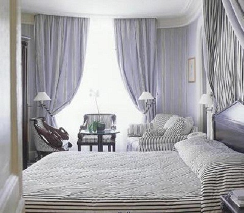 Curtain ideas for bedroom 2012