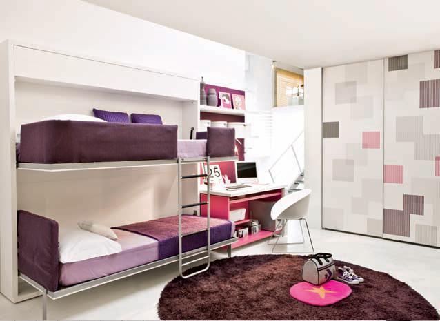 Cute bunk beds ideas