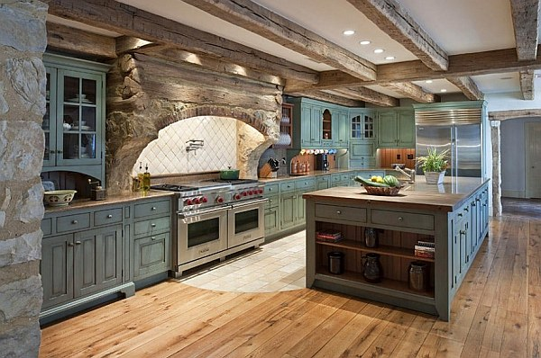 Farmhouse kitchen design decor - Appliance In Home