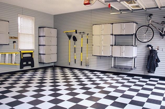 Garage ideas storage 2012