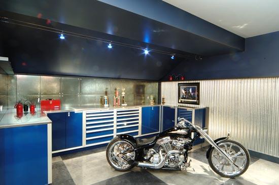 Garage ideas storage decor