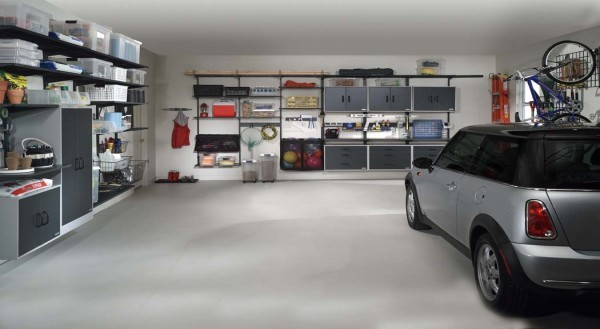Garage ideas storage design