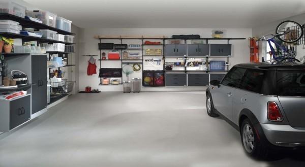 Garage ideas storage design