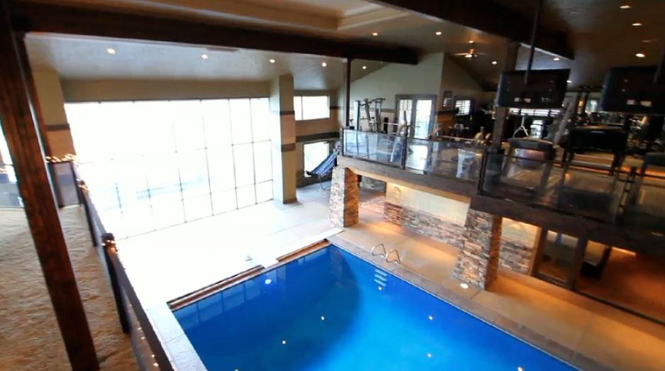 Indoor pool flooring ideas 2012