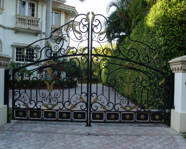Modern Gate Designs For Homes Part 94