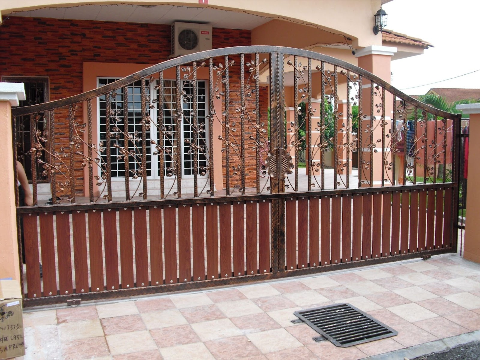 modern gate designs appliance in home