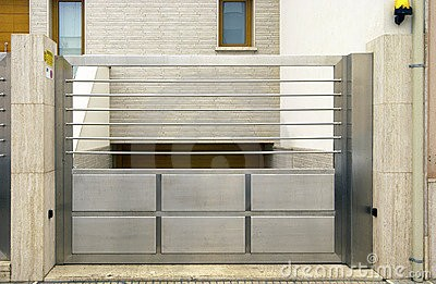 Modern gate designs - Appliance In Home