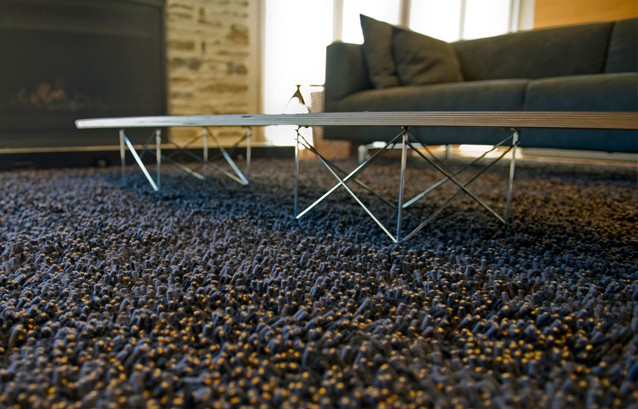 New Zealand Carpet Rug design
