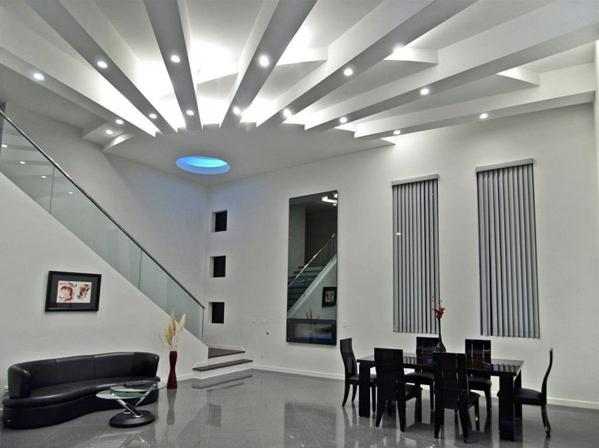Roof ceiling design 2012