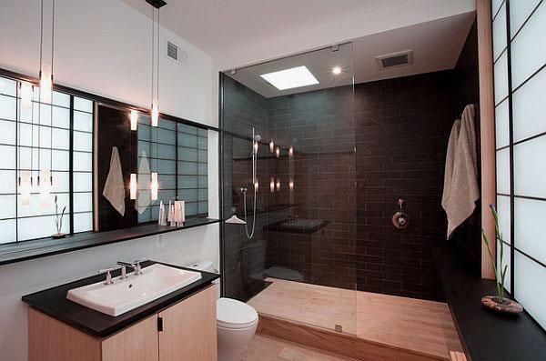 Walk in tile showers ideas