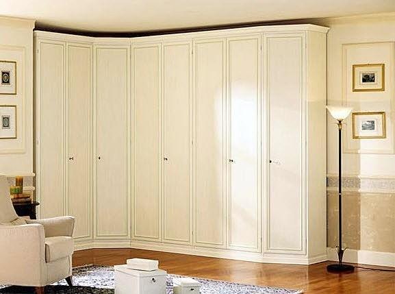 Wardrobe corner designs 2012