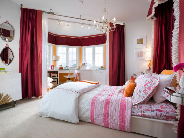 Window dressing ideas for bedrooms