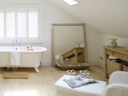 Bathroom with bath up design 2012
