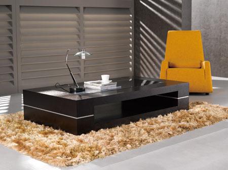 Contemporary coffee tables decor