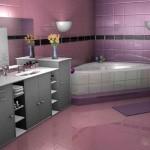 Cool Pink Bathroom ideas