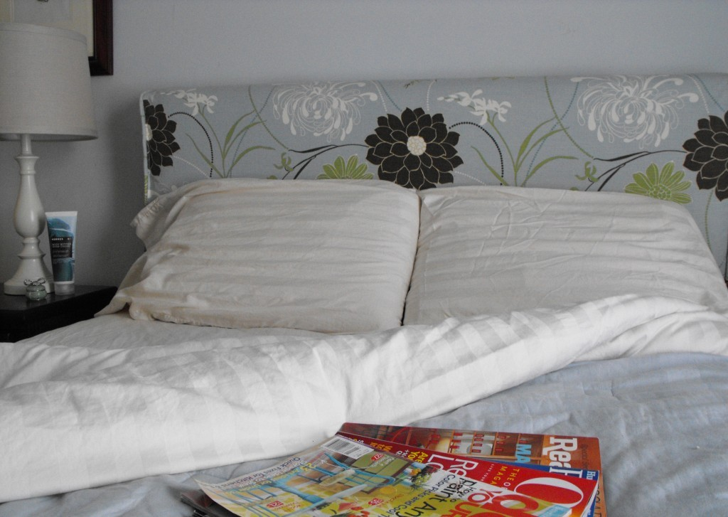 Fabric Covered Headboards ideas