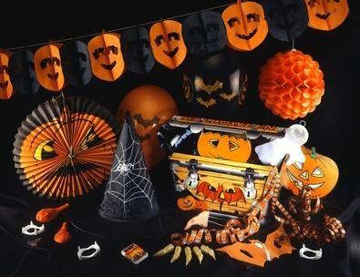Halloween party decor kids