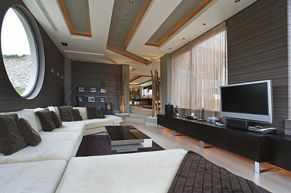 Interior design lounge rooms decorating