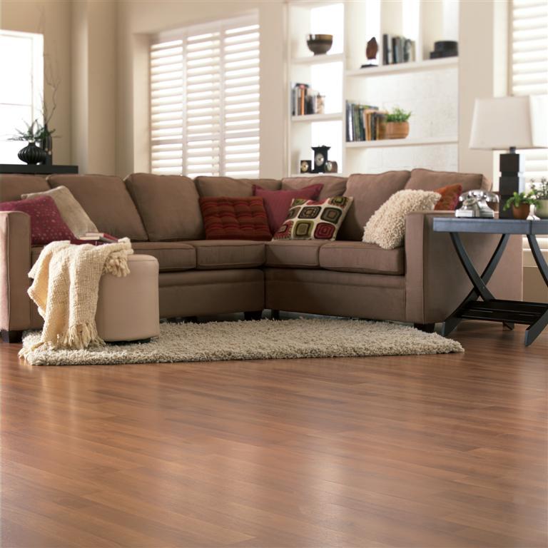 Laminate floor design decor
