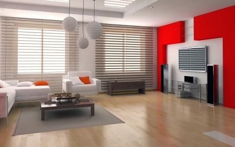 Laminate floor design modern