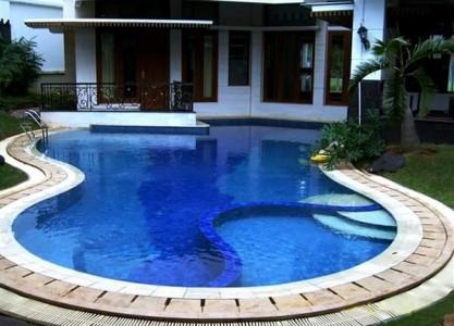 Mini Pool for small Backyard 2012