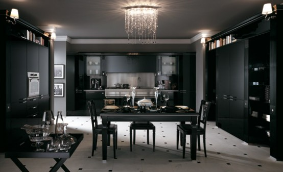 Modern Classic Dining Room Decor