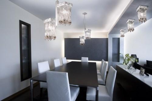 Modern classic dining room ideas