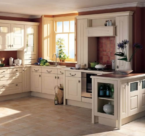 Modern country kitchens design | Appliance In Home