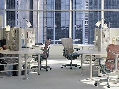 Modern office space ideas