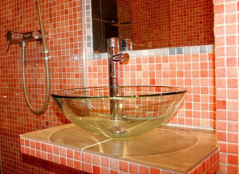 open shower design for smart bathing