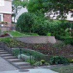 Sloped garden ideas landscaping