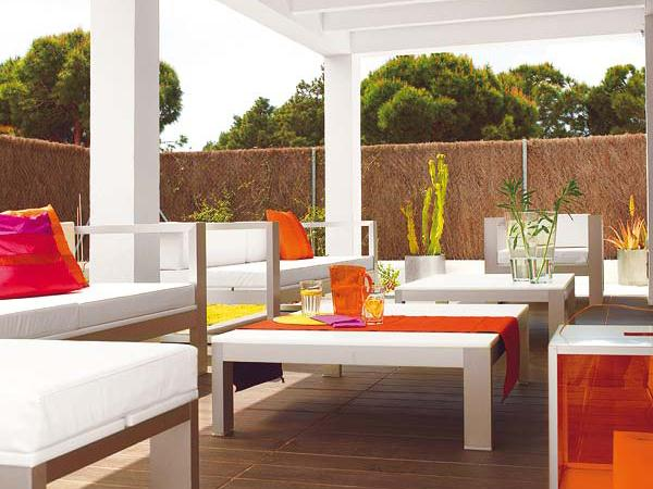 Terrace furniture ideas decor