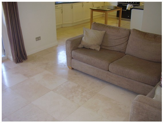 Travertine Stone Floors care