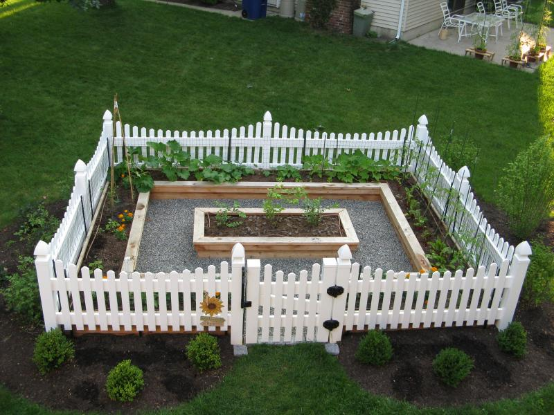 Vegetable Garden Fence Ideas Part - 48: Vegetable Garden Fence Ideas | Appliance In Home