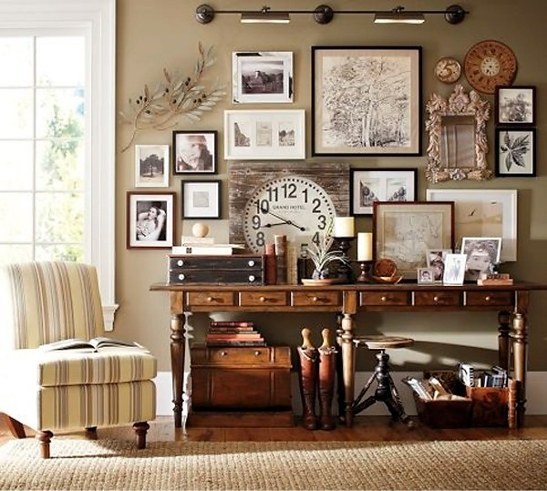 pottery barn wallpaper design ideas