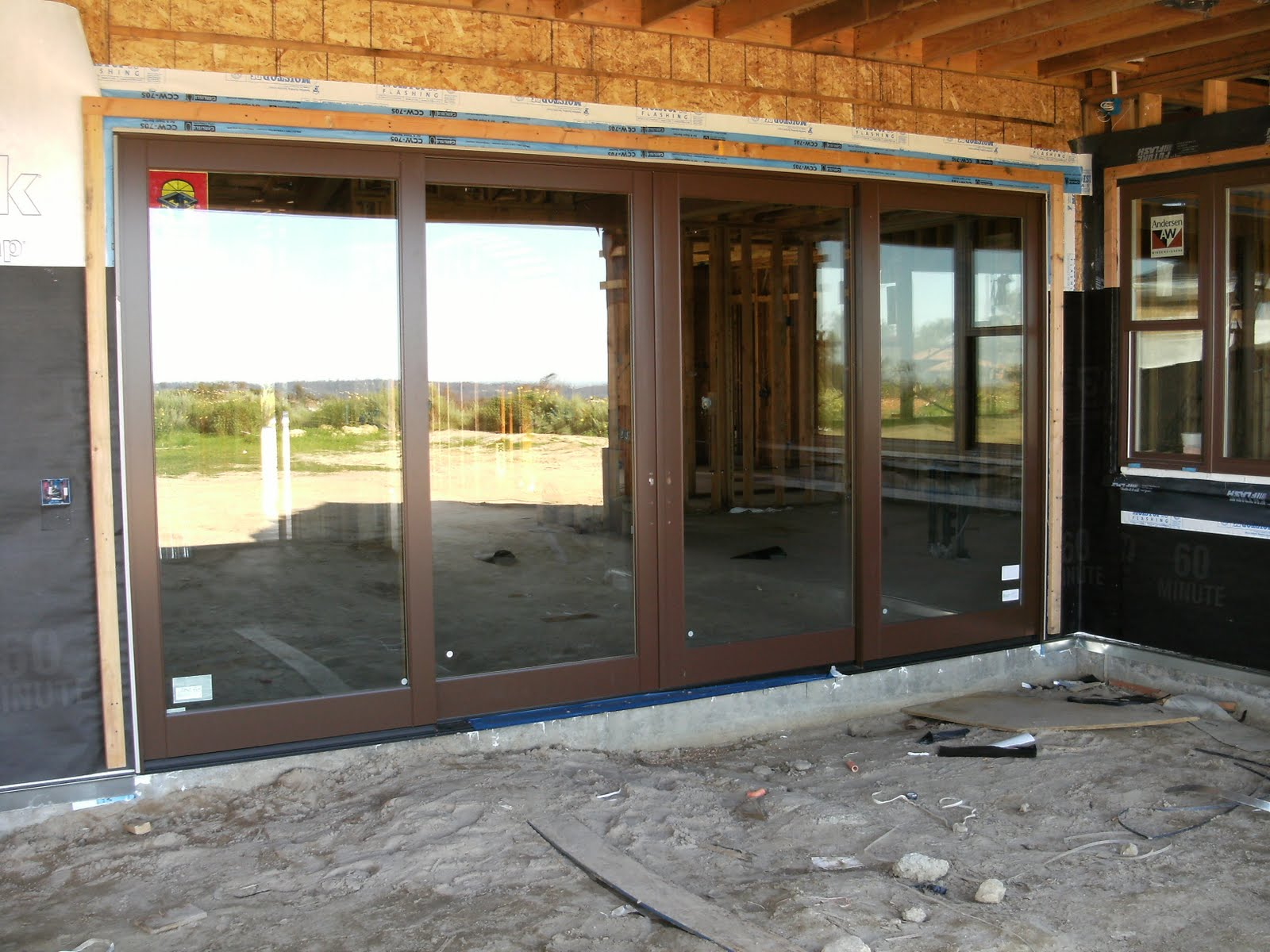 16 inch exterior french doors