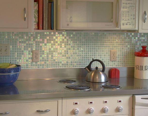 Backsplash tile ideas small kitchens