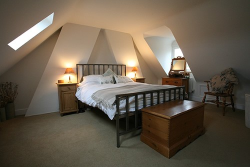 Bedroom attic design ideas decor