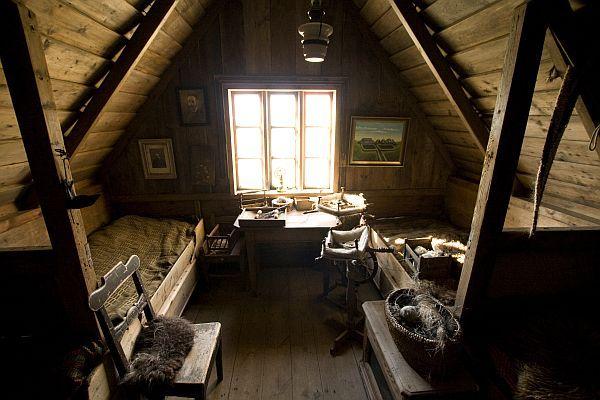 Bedroom attic design ideas modern
