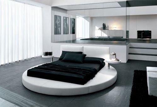 black bedroom design decor appliance in home