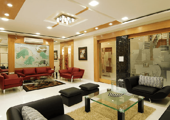 Ceiling designs living room contemporary false