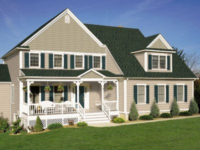 Exterior color combinations for houses examples