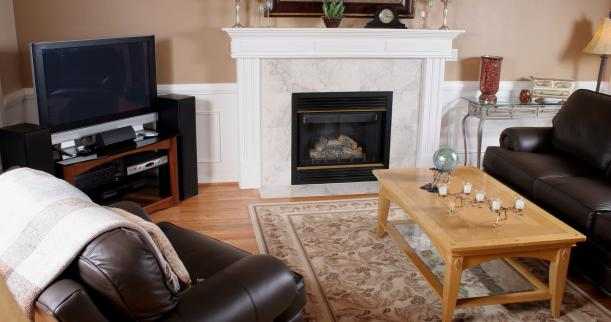 Fireplace surround ideas marble