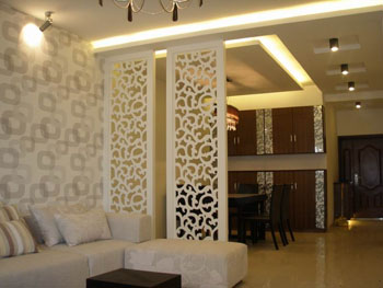 Hanging room divider panels modern Appliance In Home