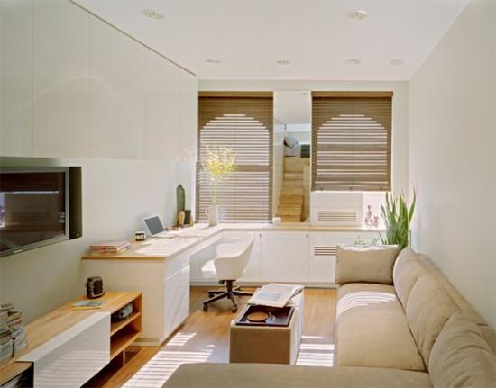 Interior design for small flats modern