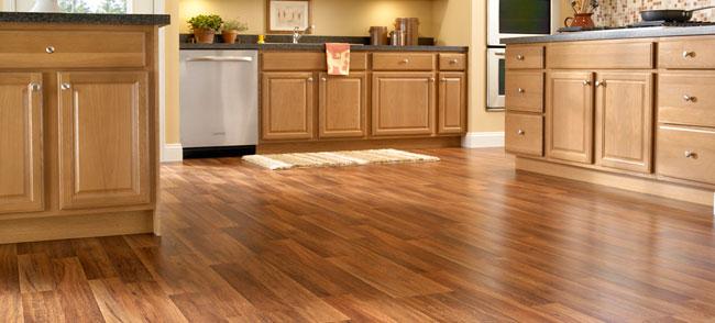Kitchen floor laminate wood plans